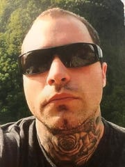 Corey Cassani, 28, of HIghgate, VT, is wanted in connection with shooting death of Troy Ford, 35, of Highgate. Ford's body was found May 6, 2018.