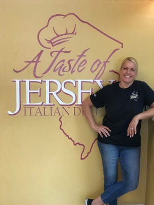 Susan Farese owns A Taste of Jersey in Naples.