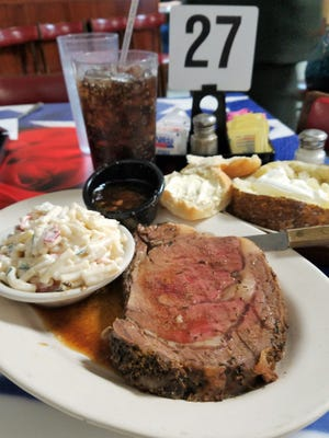 Every Saturday is now a prime rib night at VFW Post 1114. Enjoy a laid back atmosphere, a slab of prime, two sides and a roll for $15.50.