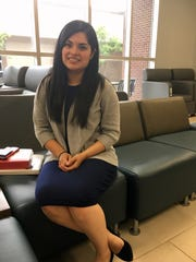 Genesis Sanchez Armenta is graduating in business from
