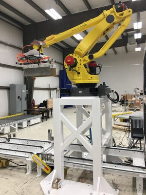 QComp Technologies, a Greenville-based robotic systems integrator, has become part of OwnersEdge Inc., a Brookfield-based holding company.