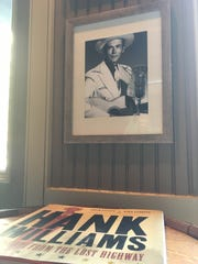 Hiram whiskey bar is named for Montgomery music legend Hank Williams.