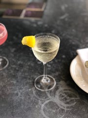 The Continental introduced a Prohibition-era list of happy hour cocktails, including the Vesper. Each cocktail costs $7 each.