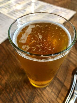 Big Blue Brewing's Lightest Thing Ya Got, an American Cream Ale, was named Best Beer in Florida at the 2018 Best Florida Beer Championships.