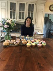 Bedford resident Lindsay King is the self-taught baker behind 7 Kings Bakeshop.