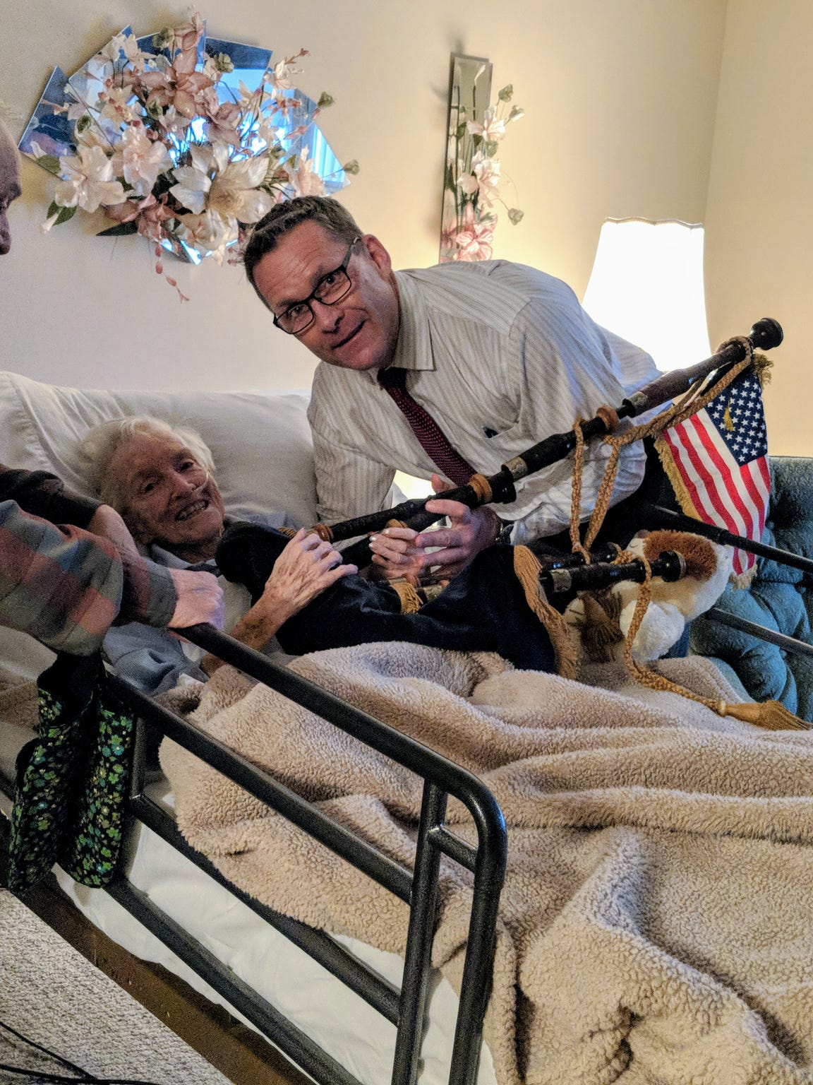 Hospice care is about comfort, uplift and community