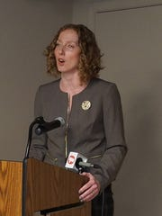 Amy Siniscalchi, deputy executive director of the Center