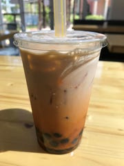 Hot day? Grab a sweet Thai iced boba tea ($5) at Asian Go!Go! in North Naples. Or opt for frozen boba teas, including flavors like coconut and passion fruit.