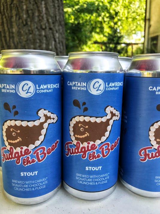 Fudgie the Beer