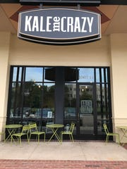 Kale Me Crazy, located at 1067 Highland Colony Parkway,