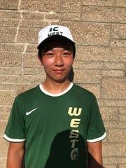 Sam Shin, All-Iowa