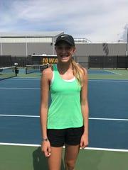 Audrey Koch, All-Iowa