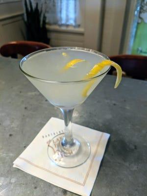 Bartolotta's Lake Park Bistro Pear Martini.