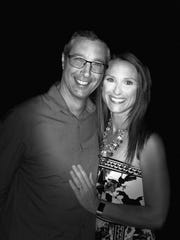 Kevin and Julia Barney are owners of Fifth Avenue Bridal,