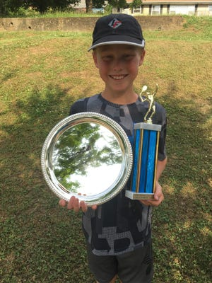 Murfreesboro's Rich Lalance recently won the USTA state closed 10-under singles tournament and Southerns closed doubles title.