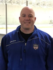 One of Alex Cannon's coaches at Total Package Hockey