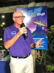 Mark Dukes, general manager of Disney water parks.