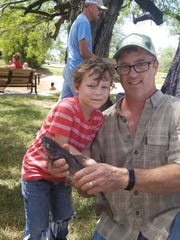 Two weeks ago, the Northwest Texas Field & Stream Association hosted a kids fishing rodeo at its Lake Weeks Park Pond. This weekend, the nonprofit will host an open house from 10 a.m. to 2 p.m. Saturday at its gun range with activities on the trap, rifle, pistol and archery ranges to celebrates the organization's 90th birthday in the area.