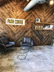The new educational space at Path Coffee Roasters in