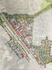 This rendering show the latest draft for the Smyrna