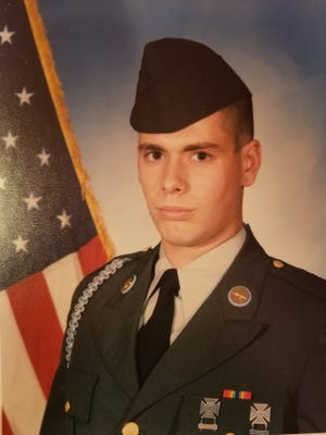 U.S. Army Ranger Sgt. Dominick Pilla