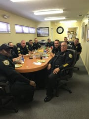 First Responders can look forward to good food and