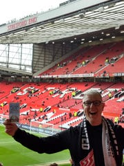 Author Gary B. France, who lives in Alpena, makes a trek to Old Trafford, the beloved home of Manchester United.