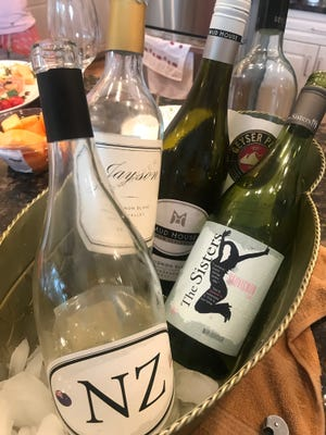 Whether from New Zealand or California, sauvignon blanc is a great wine for summer.