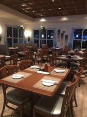 The interior of Village Walk Bonita Springs restaurant