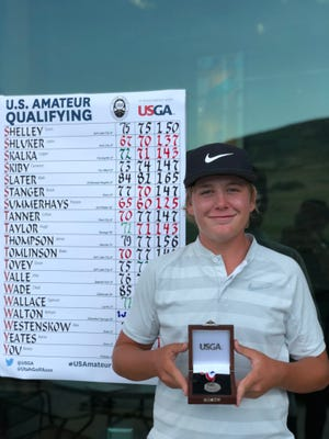 Preston Summerhays posted a course-record 60 in Utah en route to qualifying for the U.S. Amateur.