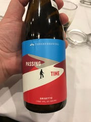 Threes Brewing Passing Time Grisette