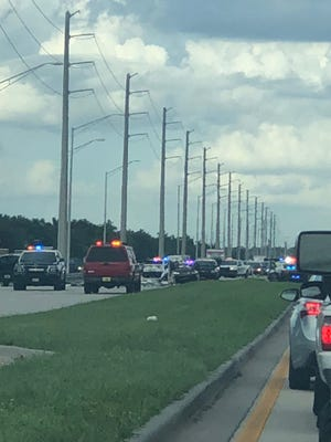 The Florida Highway Patrol is investigating a fatal crash Friday, Aug. 3, 2018, in Collier County.