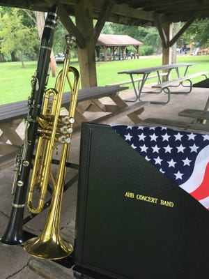 "America's Hometown Band will return to Westside Park at 7 p.m. Thursday, Aug 9 for its annual free ""Concert in the Park."""