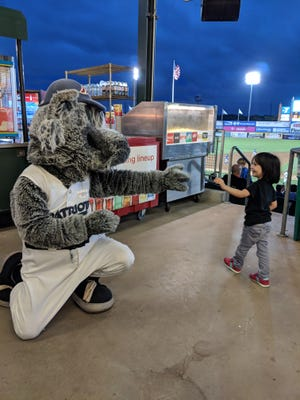 On August 21, the Somerset County Library System of New Jersey (SCLSNJ) partnered with the Somerset Patriots for an exciting Library Night at the Ballpark to celebrate the successful completion of SCLSNJ's Summer Reading Challenge.