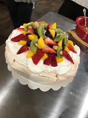 An Allison Drew dessert sure to please ...
