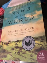 """""""News of the World"""" by Paulette Jiles"""