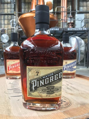 Valentine Distilling Co. will release its Mayor Pingree Black Label Bourbon on May 23.