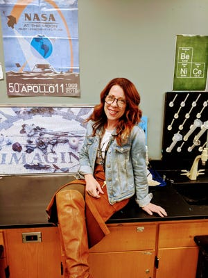Newburgh seventh-grade science teacher Aileen Toback said she felt unreal when she found out she was hired by NASA to be an educational ambassador for a climate change research program.