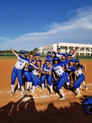 The Park Vista softball team will not get an opportunity to defend its state title unless spring sports return in May.