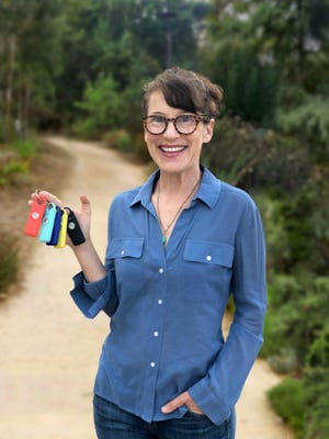 Ali Ferber Peters, who founded personal alarm business Birdie late last year, has seen sales jump this summer.