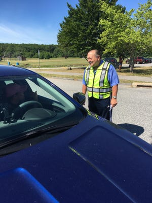 Peter Gerardi, the Killingly school district's school resource officer, will retire at the end of the month after 34 years in a variety of roles.