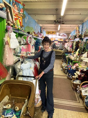 Phyllis Lakin, owner of Lakin's Children's Fine Apparel store, will reopen her doors to the public on Monday, June 8, following a months-long shutdown due to the coronavirus pandemic.