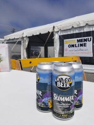 """Cape Cod Summer will be the beer that Cape Cod Beer in Hyannis brings to Saturday's """"Fest From Home"""" virtual beer festival."""