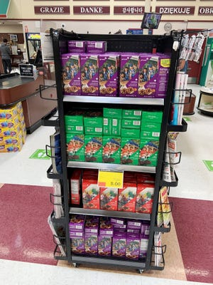 Because the COVID-19 shutdown meant that some Girl Scout troops were unable to take part in their annual cookie sales drive, the Price Choppers in Gardner and other locations have made the treats available in their stores.