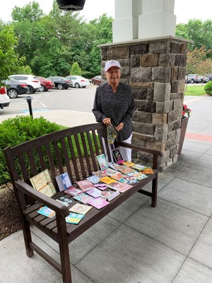 Irene Pond of Franklin, who turns 90 on June 13, has been pleasantly surprised by a flood of birthday cards that have been arriving for her at Franklin's Magnolia Heights. It's all part of a campaign started by one of her daughters, Suzanne Marchesano, to get at least 90 cards sent to her mother to make her landmark birthday extra special.
