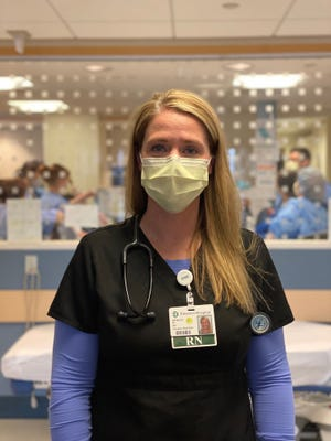 The medical staff at Emerson Hospital in Concord is eager to see their patients in person again.