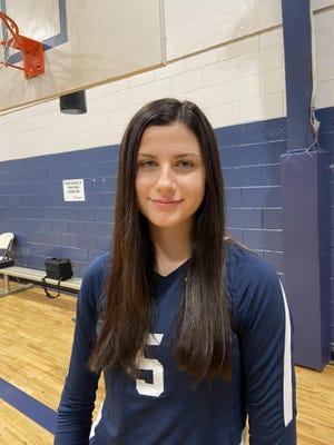 Jordan Christy of The Habersham School is the Savannah Morning News' Girls Athlete of the Week.