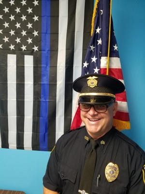 Sergeant Fran DeShano of the Sault Ste. Marie Police Department.