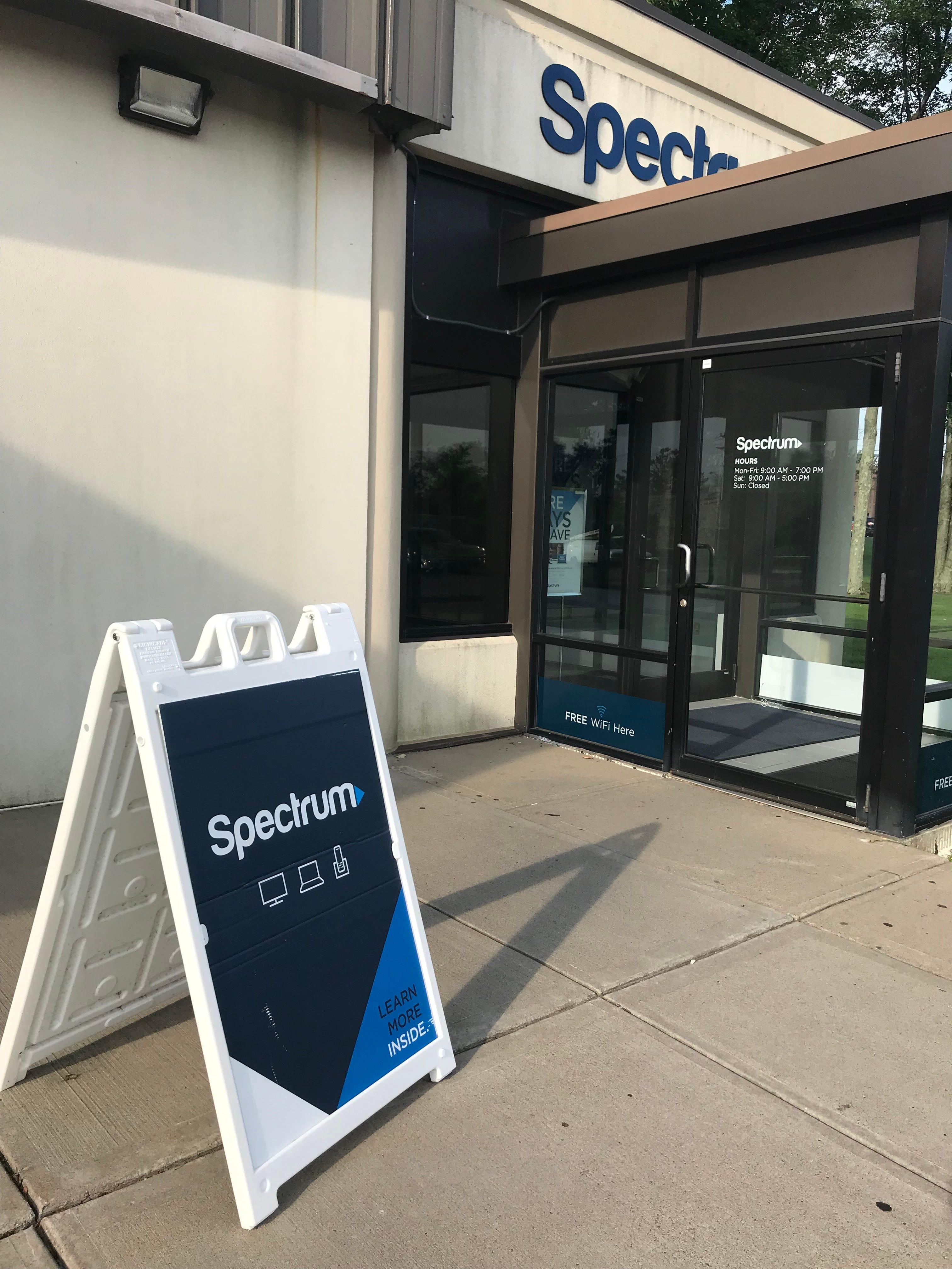 Charter Spectrum Vestal New York