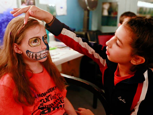 Theatrical Make-up Camp